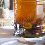 Kilner® limonádé adagoló üveghordó, 5L