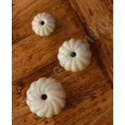 Porcelán gomb, ajtófogantyú nagy