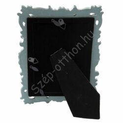 Clayre & Eef 2F0436 Képkeret műanyag 16x3x22cm,zöld antikolt