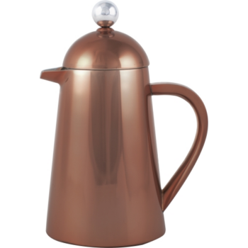 Rozsdamentes acél termosz, 350ml (3 személyes), réz színű, Origins, La Cafetiére