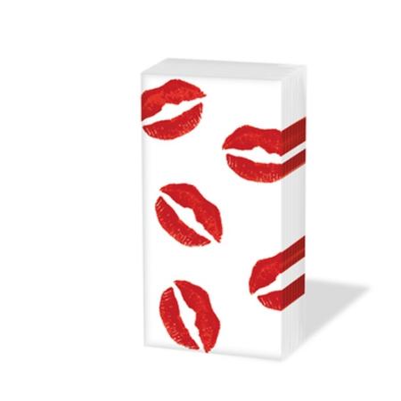 PPD.SNIFF050084 Lips papírzsebkendő,10db-os
