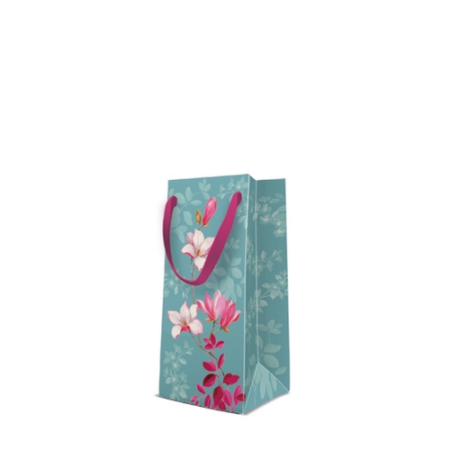 P.W.AGB1007221 Magnolia papír ajándéktáska keskeny 10x22x7cm