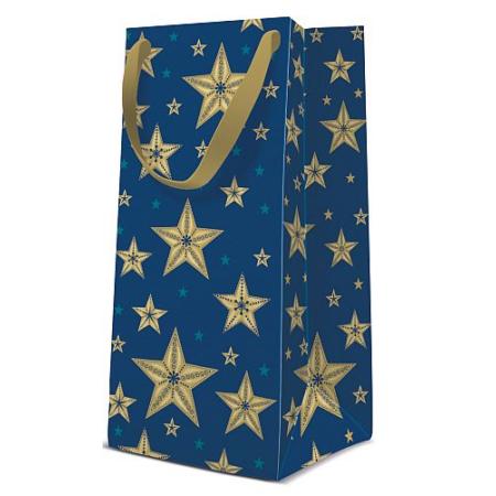P.W.AGB2010721 Beautiful Stars ajándéktáska keskeny 10x22x7cm