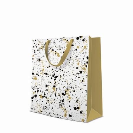P.W.AGB1013005 Premium Stains papír ajándéktáska large 26,5x33,5x13cm