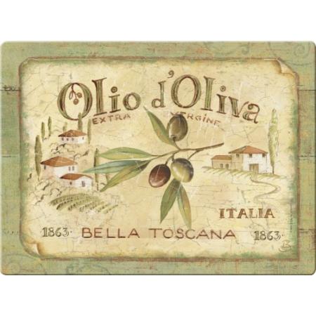 C.T.CT3636 Üveg vágólap 400x300mm Olio d'Oliva