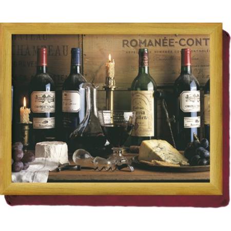 C.T.LT660 Öltálca 438x338mm Vintage Wine