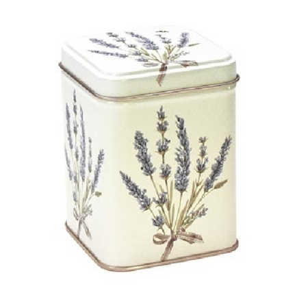 T.M.11141728 Bouquet of Lavender konyhai fémdoboz 71x71x93cm