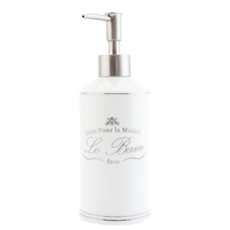 Clayre & Eef 63608 Porcelán folyékony szappan adagoló