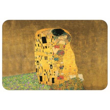 R2S.350KLI1 Műanyag tányéralátét 45x30cm,Klimt:The Kiss