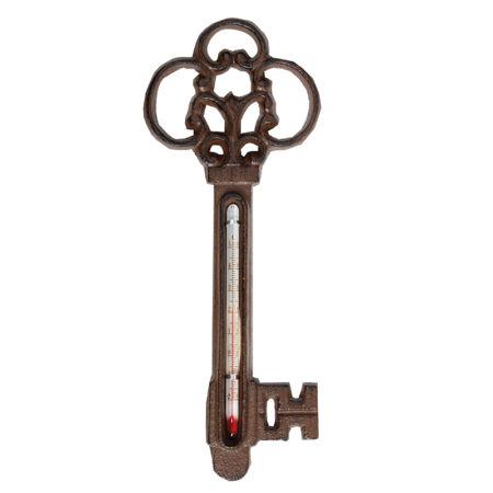 Hőmérő, kulcs alakú