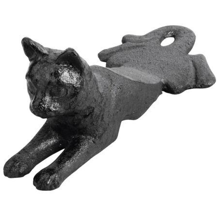 Ajtóék, ajtókitámasztó cica