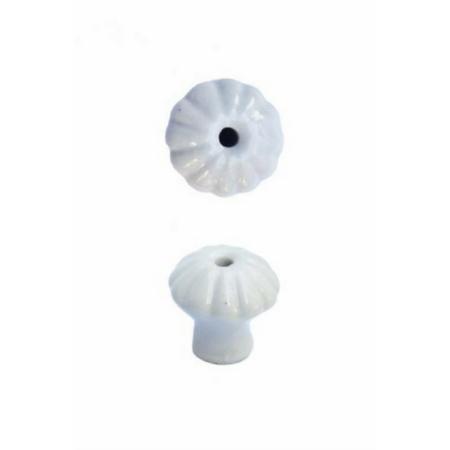 LVOP437 Porcelán gomb, ajtófogantyú kicsi