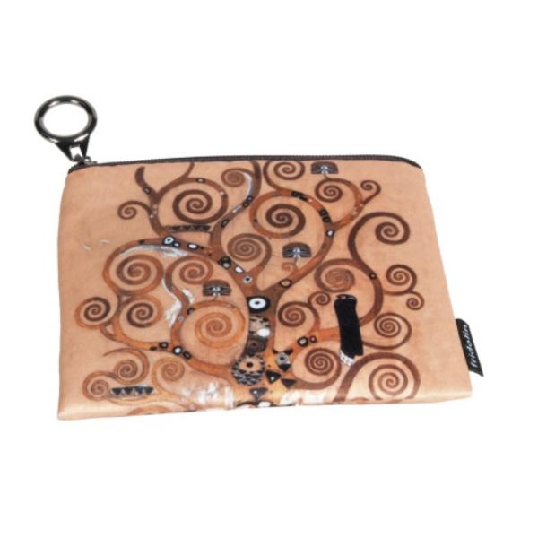 FRI.19291 Mini pénztárca 12x1,5x10cm, Klimt:Életfa
