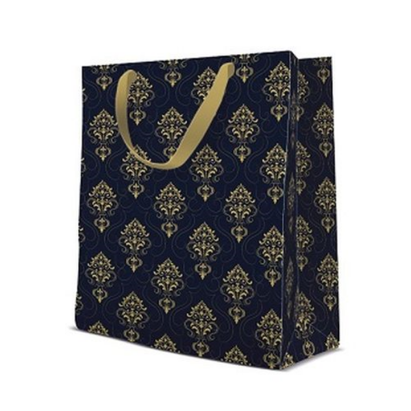 P.W.AGB1016203 Delicate royal papír ajándéktáska medium premium,20x25x10cm