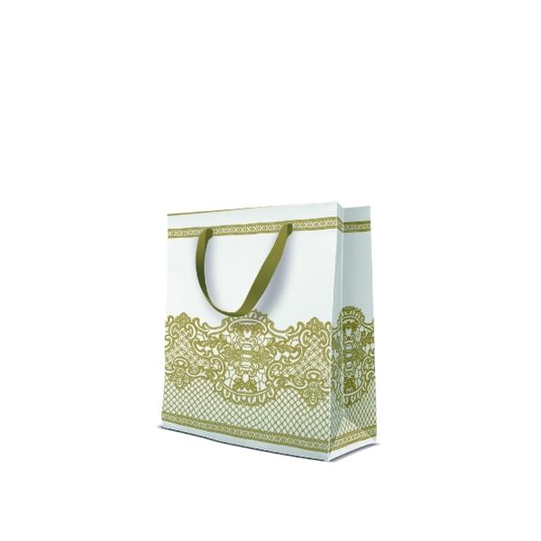 P.W.AGB3001203 Premium Royal Lace papír ajándéktáska medium 20x25x10 cm