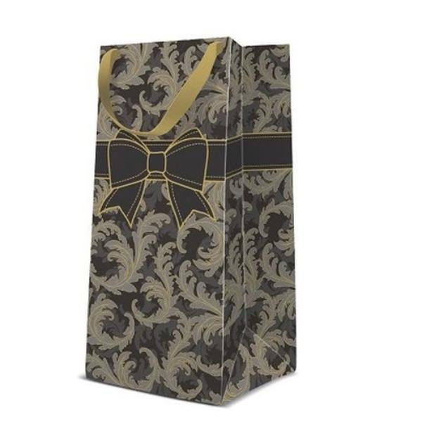 P.W.AGB1016421 Charming Gift  papír ajándéktáska premium keskeny 10x22x7cm