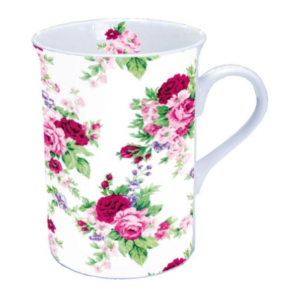 AMB.18608455 Antoinette porcelán bögre dobozban 0,25l