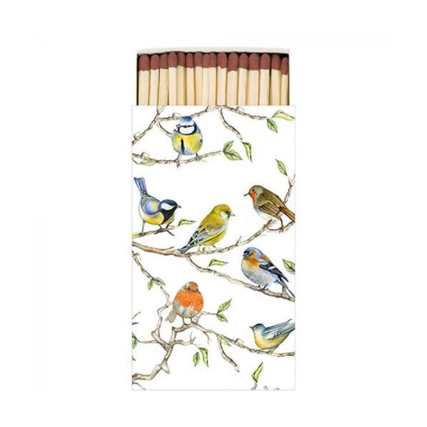 Birds Meeting gyufa