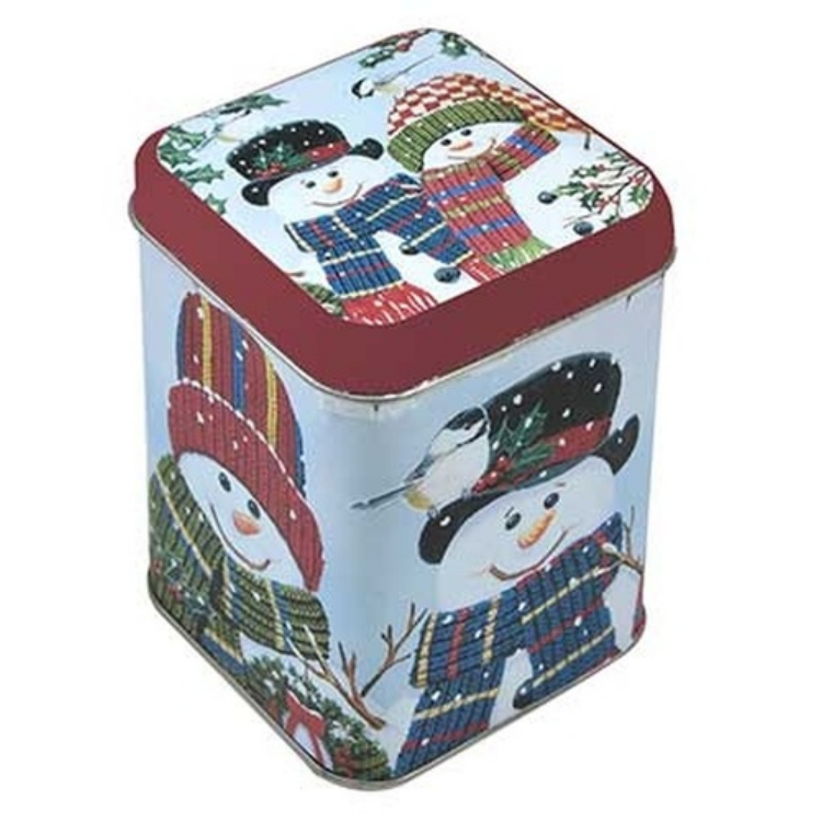 T.M.1851728 Frosty Snowmen 71x71x93mm