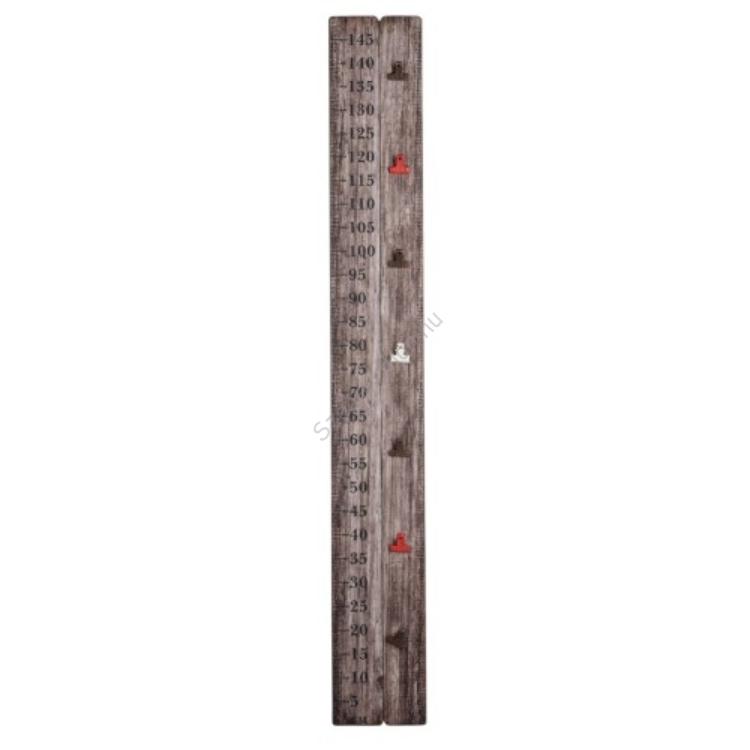 J.58114 Képcsiptetős magasságmérő, 20x150 cm