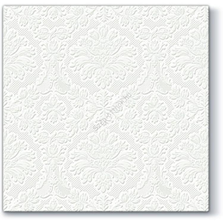 P.W.SDL100200 Inspiration Classic pearl papírszalvéta 33x33cm, 20db-os