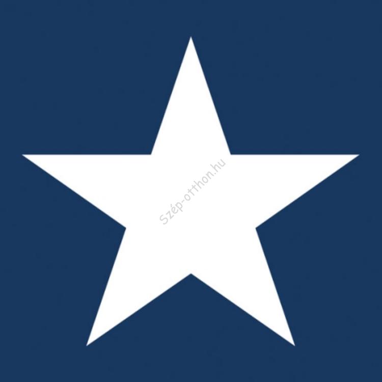 AMB.33304055 Star dark blue papírszalvéta 33x33cm,20db-os