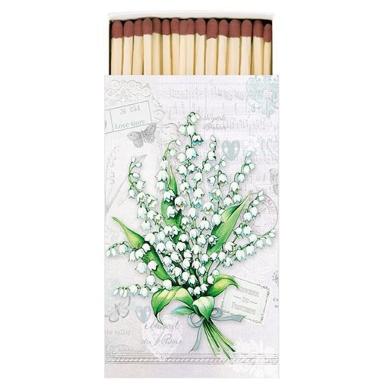 AMB.19512830 Lily of the Valley gyufa