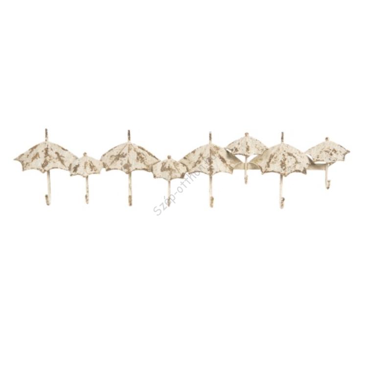 Fém falifogas, esernyős