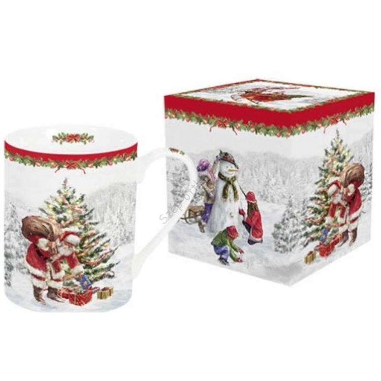 R2S.214CHTR Bögre dobozban 300 ml,Christmas Tree