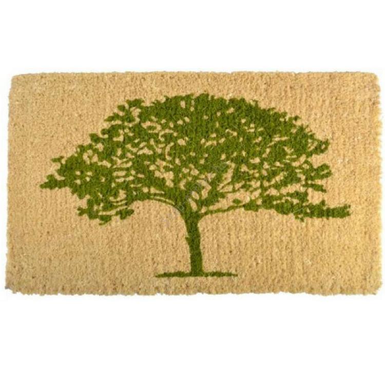 Lábtörlő, fa, 75 x 45 cm