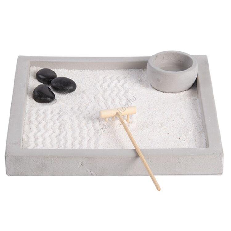 Meditációs Zen kert szett