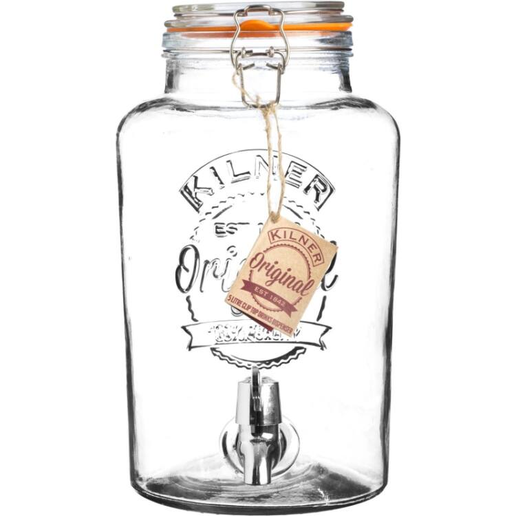 A.0025.405 Kilner® adagoló üveg 5L