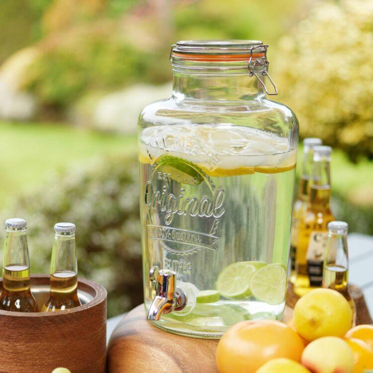 A.C.0025.405 Kilner® limonádé adagoló üveg 5L