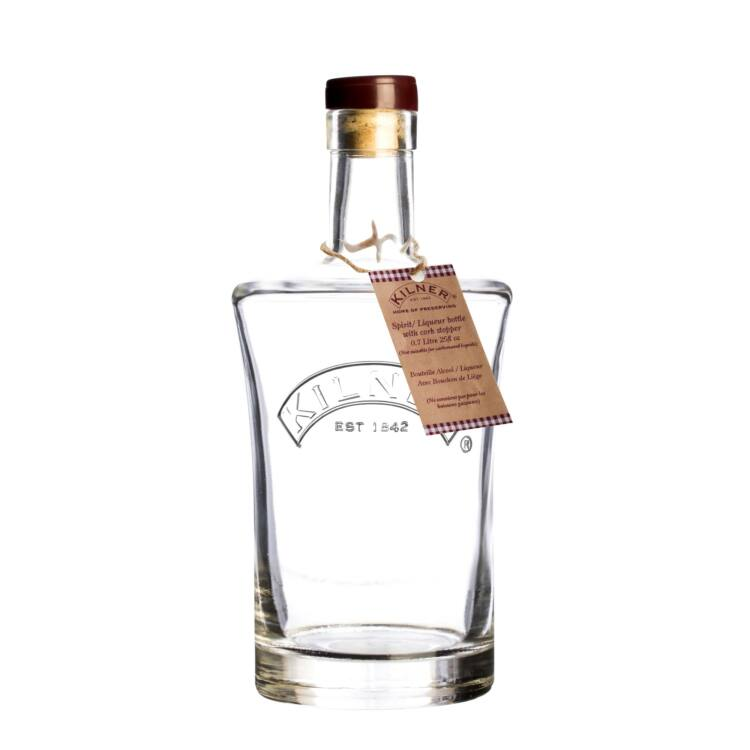 Kilner® italos üveg 0,7l parafa dugóval