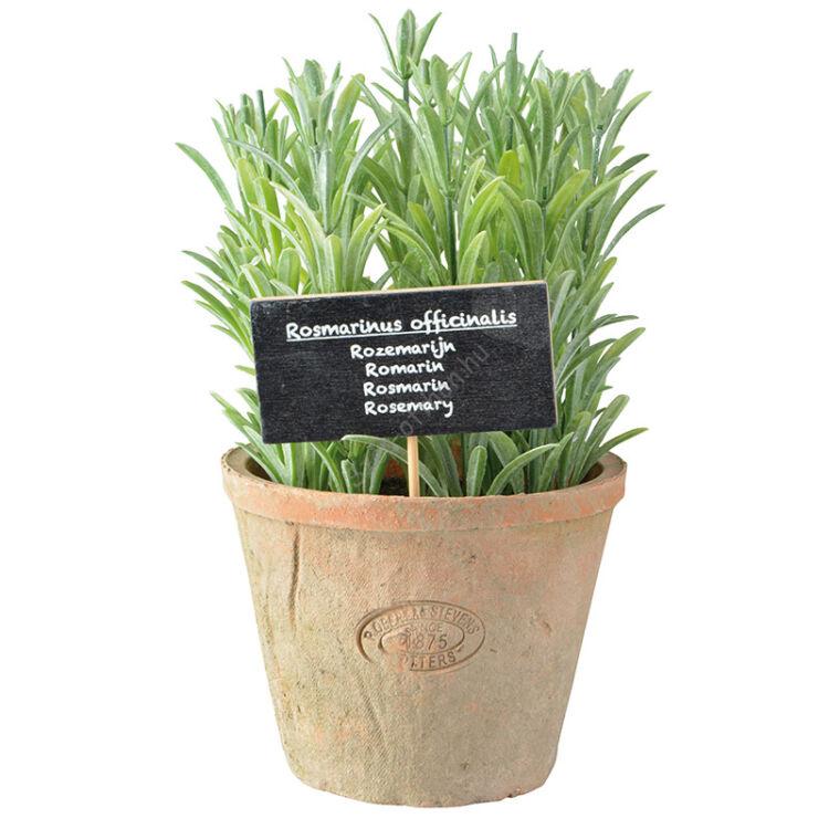 Műnövény dekoráció, rozmaring, nagy AH012