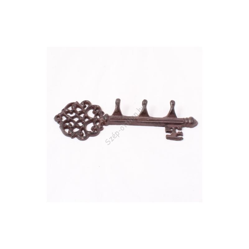 D.LT-I9477 Öntöttvas kulcs fogas 22,7x2,5x7,5cm