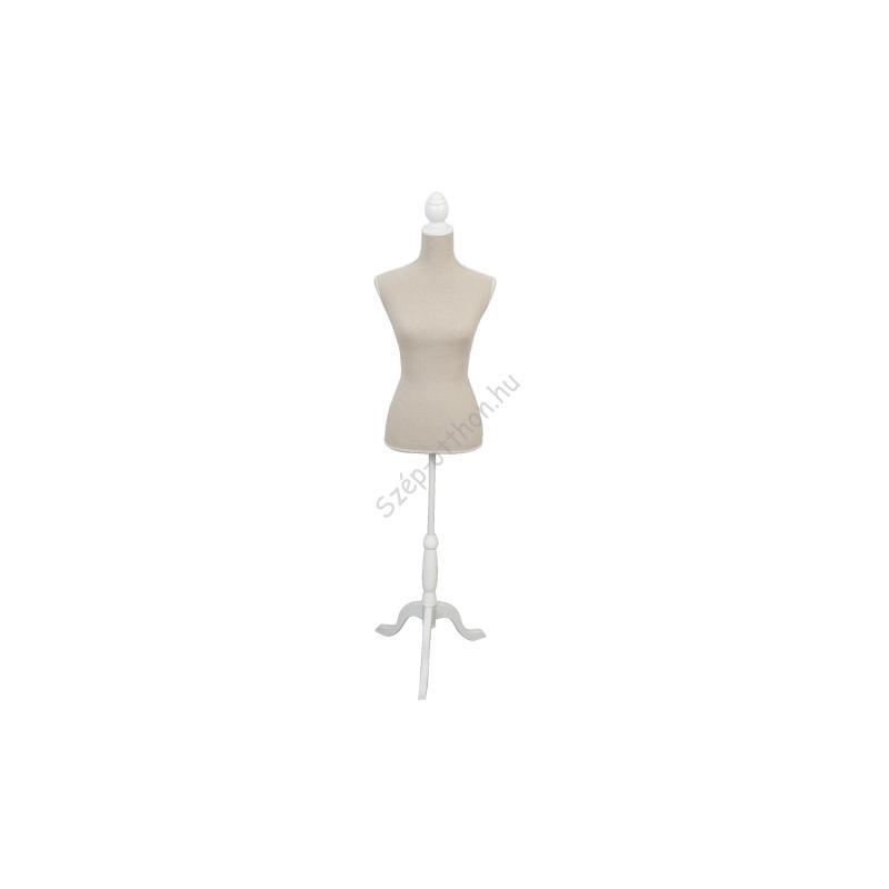 Clayre & Eef BU0001 Próba baba textil bevonatú,37x22x168cm