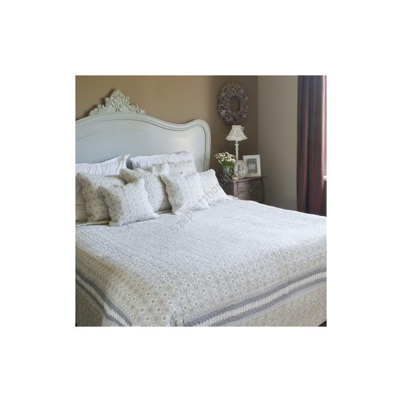 Clayre & Eef Q135.061 Steppelt ágytakaró 230x260cm