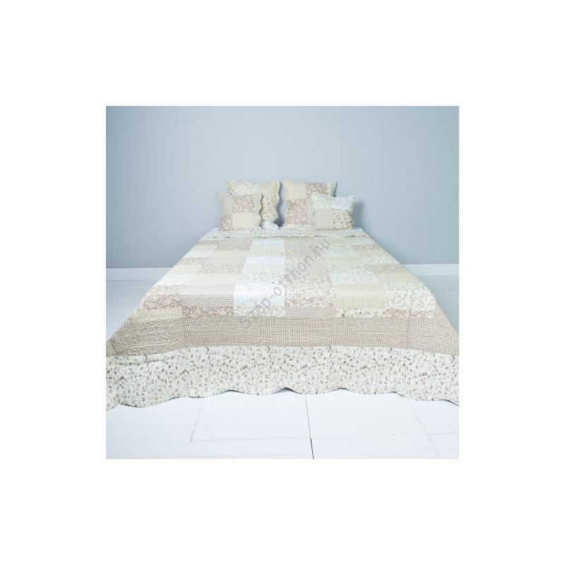 Clayre & Eef Q163.061 Steppelt ágytakaró 230x260cm