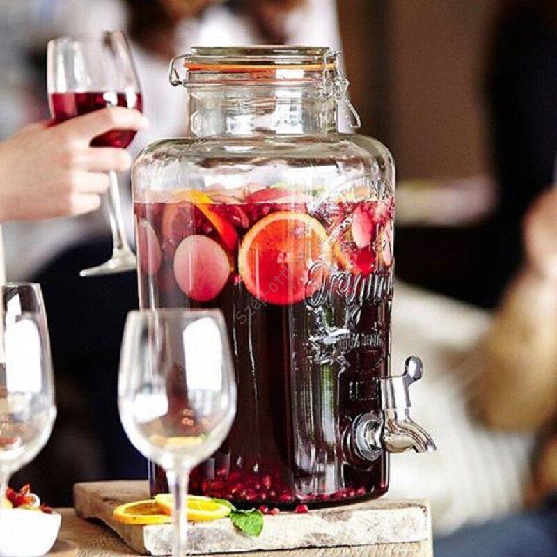 A.A.0025.405 Kilner® limonádé adagoló üveg 5L